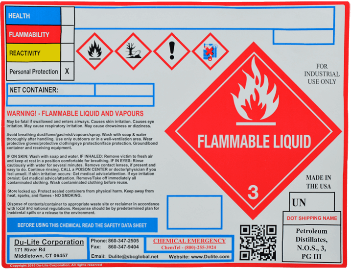 graphic relating to Free Printable Hazardous Waste Labels named Harmful Chemical Labels, Chemical Label Model, GHS