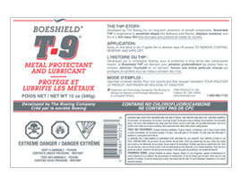 chemical-T9label